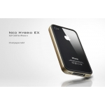 SGP iPhone 4 Case Neo Hybrid EX Series [Champagne Gold] (SGP07021)